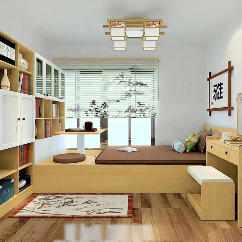 尚品宅配 升降桌榻榻米书房卧室两用家具定制 预付金
