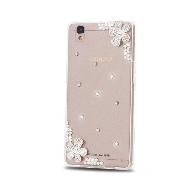 oppor7plus手机壳女款 r7plus手机套 防摔透明硅胶 r7