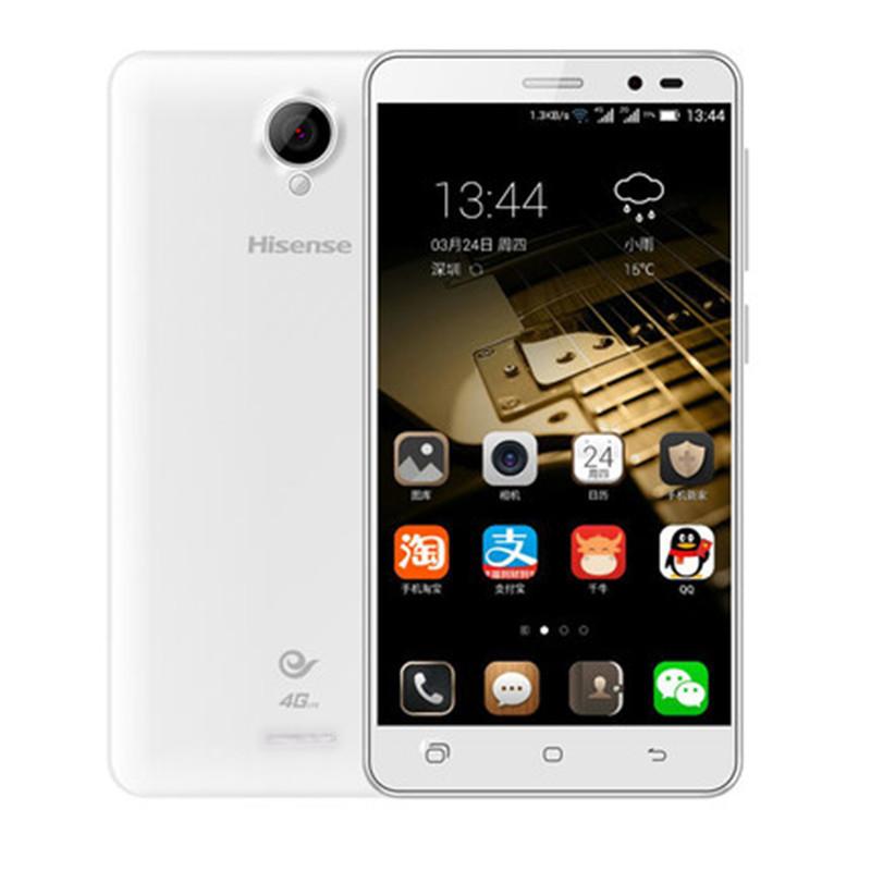 hisense/海信 f20t高配版电信4g双卡双待5.5英寸大屏手机 咖啡金