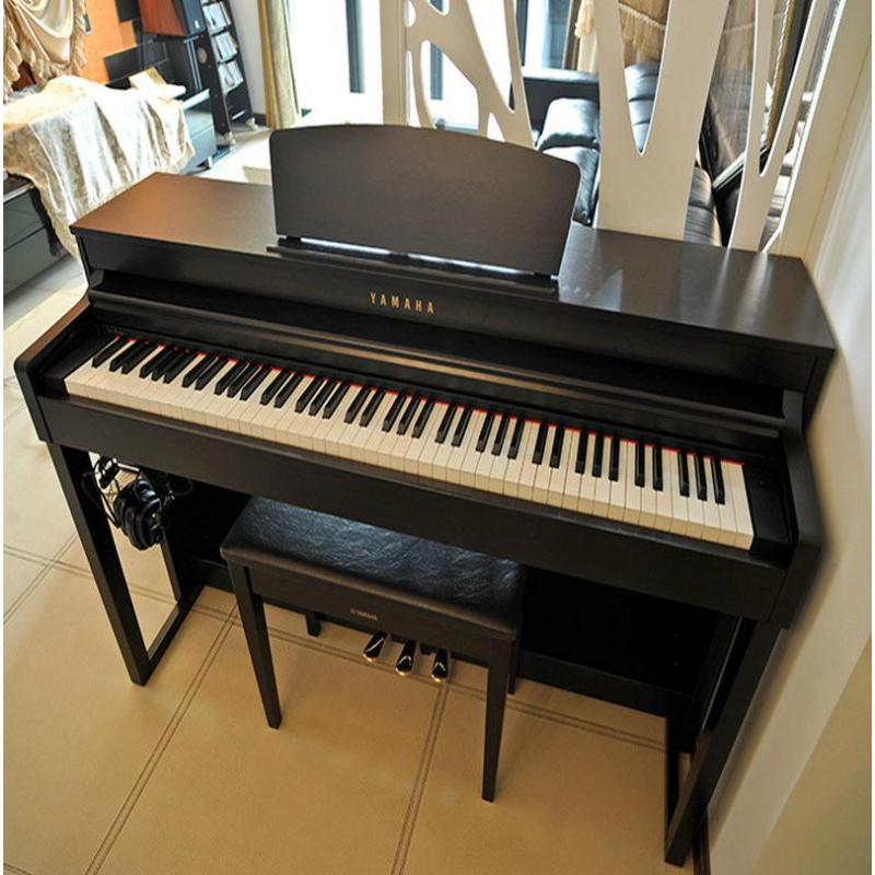 雅马哈电钢琴 ydp162 clp系列升级 gh3键盘 430r升级535r图片