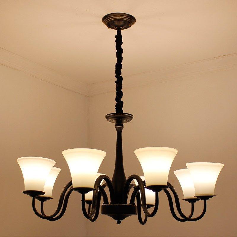 罗莎蒙德 美式风格吊灯 客厅灯卧室书房灯美式套装灯具图片