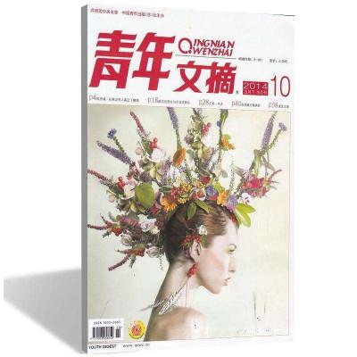 青年文摘(1年共24期) 文学文摘类期刊 杂志订阅 杂志铺
