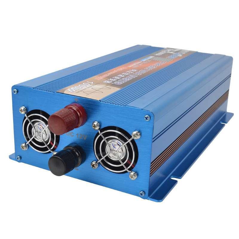 索尔12伏变220v逆变器1500w能带多大电器图片