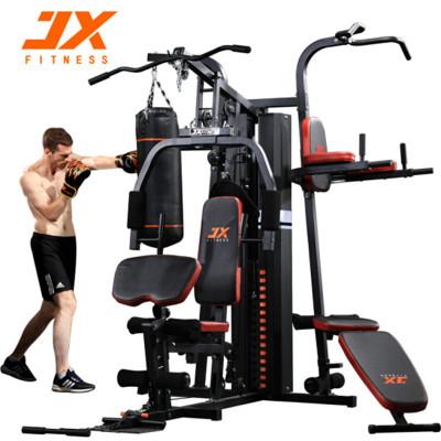 军霞(JUNXIA) JX-DZ303军霞综合训练器家用多功能健身器材三人站大型力量组合