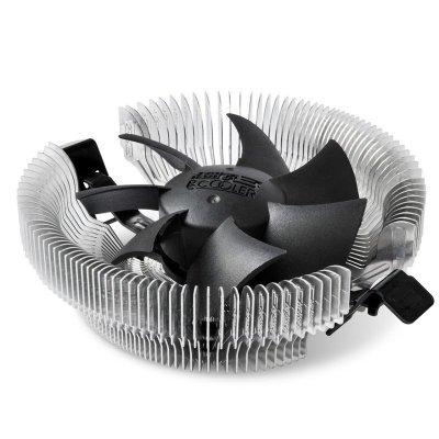 超頻三(PCCOOLER) CPU風扇 散熱器 /Q版青蛇10版 CPU散熱器