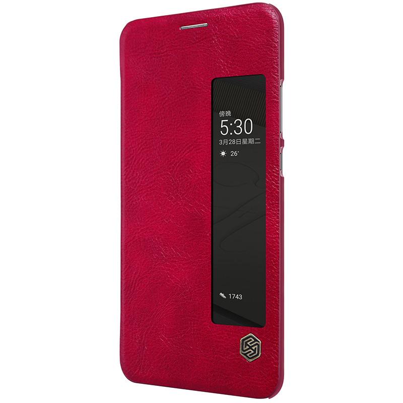 华为手机套_耐尔金 华为p10 plus 智能手机套 华为vky-al00手机壳