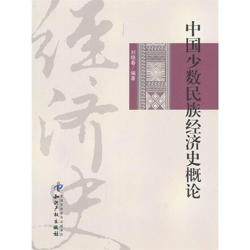 中国少数民族经济史概论 知识产权出版社【价格 图片