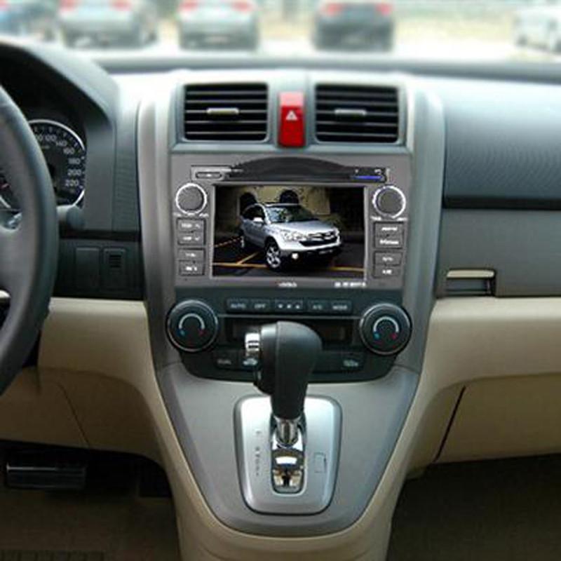 老款本田crv专车专用dvd 收音机 蓝牙 倒车影像 导航