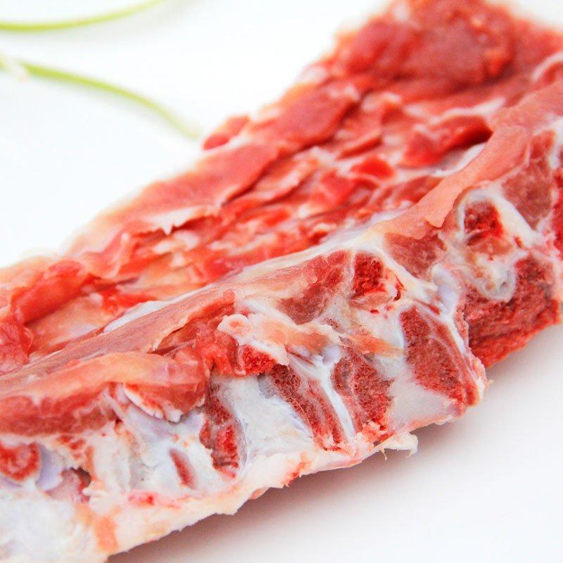七果果 猪龙骨 1斤 脊骨 新鲜猪肉 bg