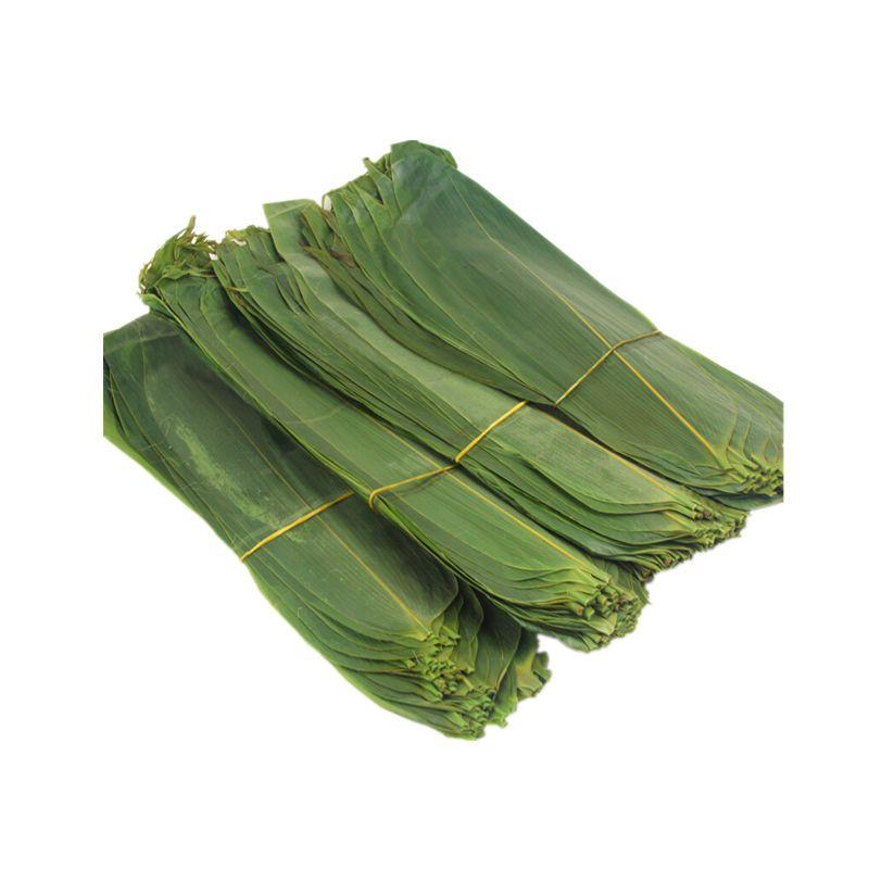 七果果 新鲜粽叶2包送棉线 约80片 包粽子 新鲜蔬菜 as