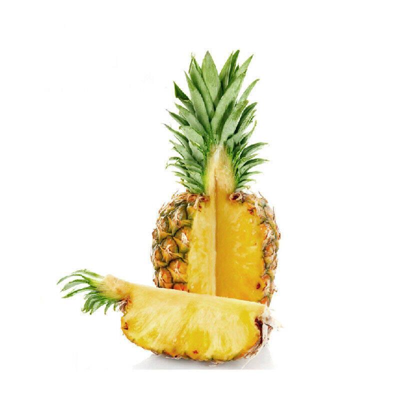 七果果台湾金钻凤梨/菠萝1只约1-1.5kg新鲜水果