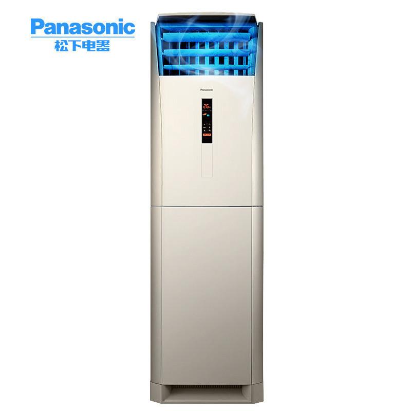 松下(panasonic)je27fl1n 3匹 二级能效 变频冷暖 无氟环保 立式空调图片