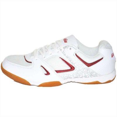 國球/GUOQIU 乒乓球鞋 正品比賽乒乓球運動鞋GX-1012 牛筋底透氣耐磨耀眼奪目