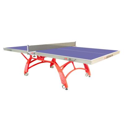 雙魚 比賽型乒乓球桌 翔云X1 乒乓球臺 折疊移動式 室內標準家用乒乓球桌