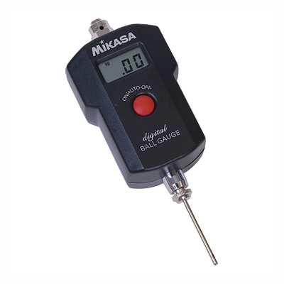 Mikasa米卡薩氣壓表 AG500數字壓力計球類充氣設備氣壓計壓力表