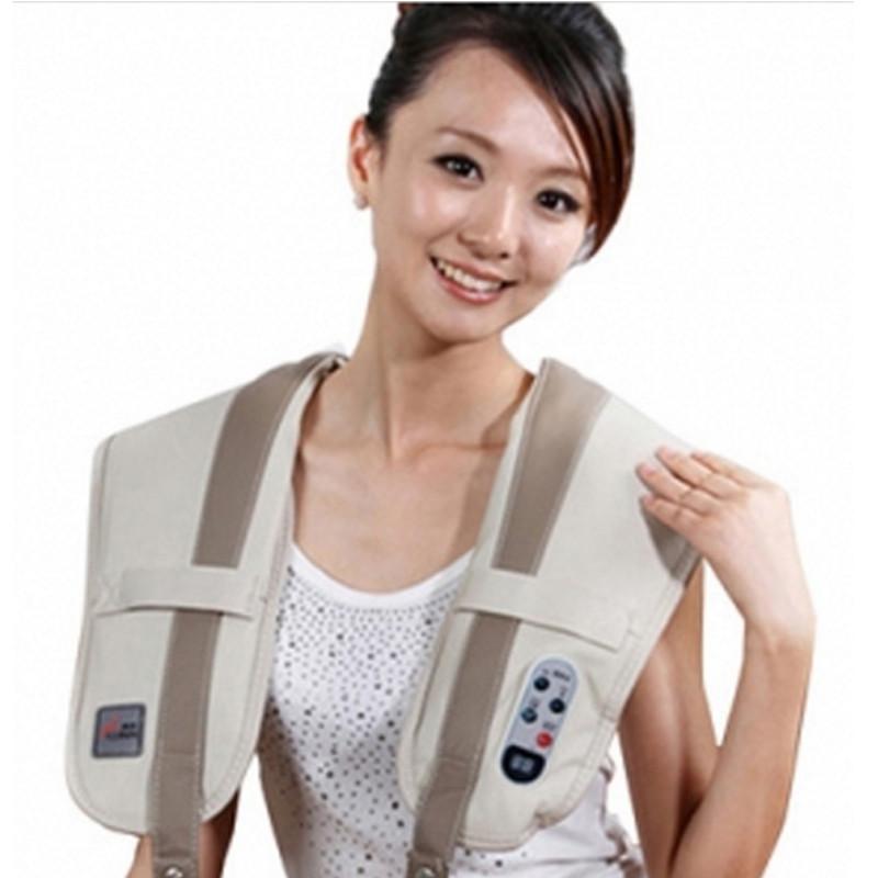 颈肩乐捶打按摩披肩