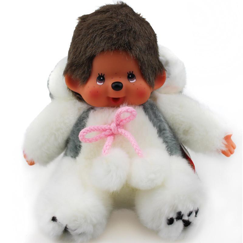 蒙奇奇(mengqiqi)20cm起司猫 毛绒玩具公仔 可爱娃娃