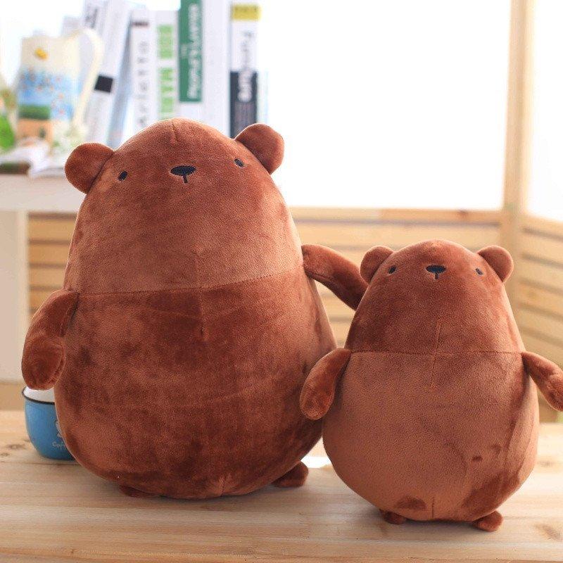 悦达 可爱萌宠molang兔土豆熊布娃娃玩偶毛绒玩具兔公仔儿童节生日图片