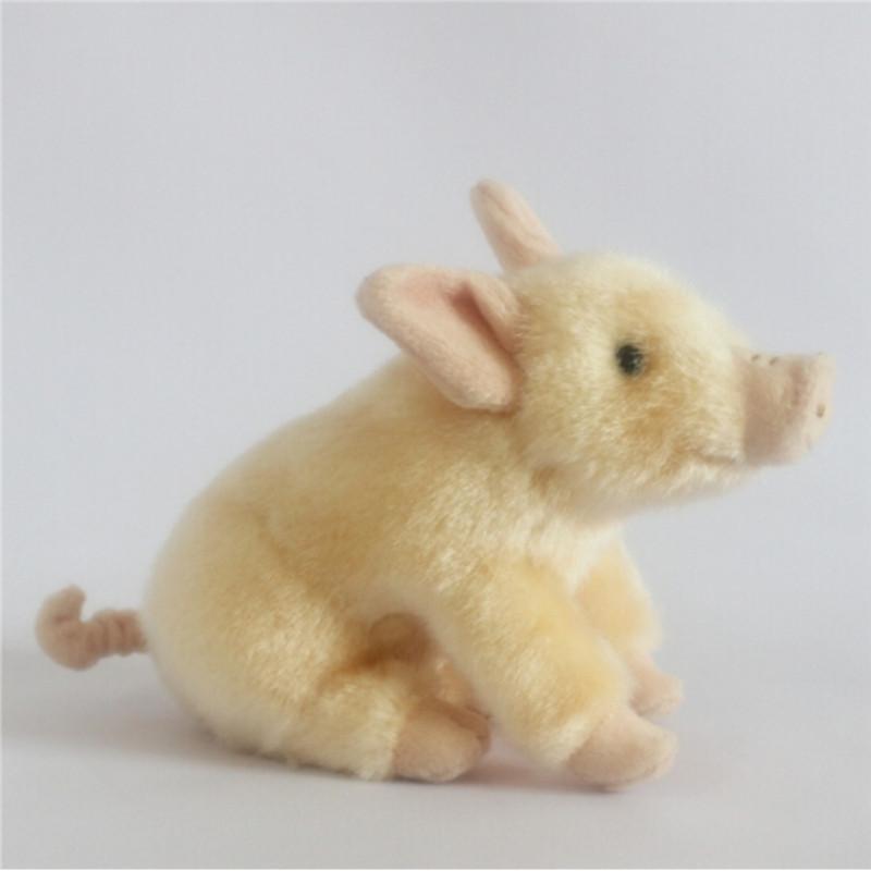 中天乐可爱小猪猪玩偶巴马香猪公仔毛绒玩具野猪娃娃送男女生日生肖
