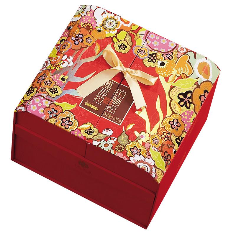 香港锦华糕点礼盒年货礼盒 潘多拉的秘密礼盒1030g