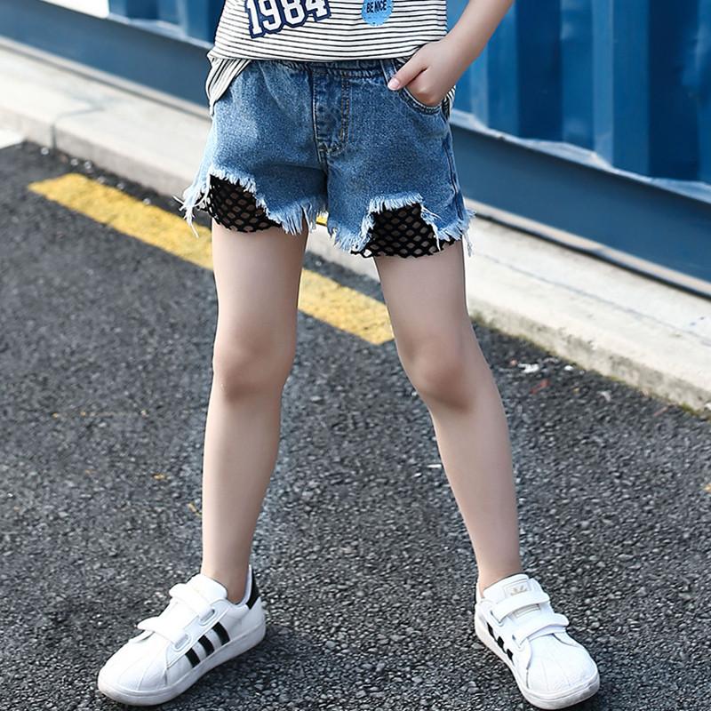 裤子女短裤夏天