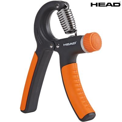 海德(HEAD) 可调节握力器 男式女式专业练手力训练臂肌手握力器