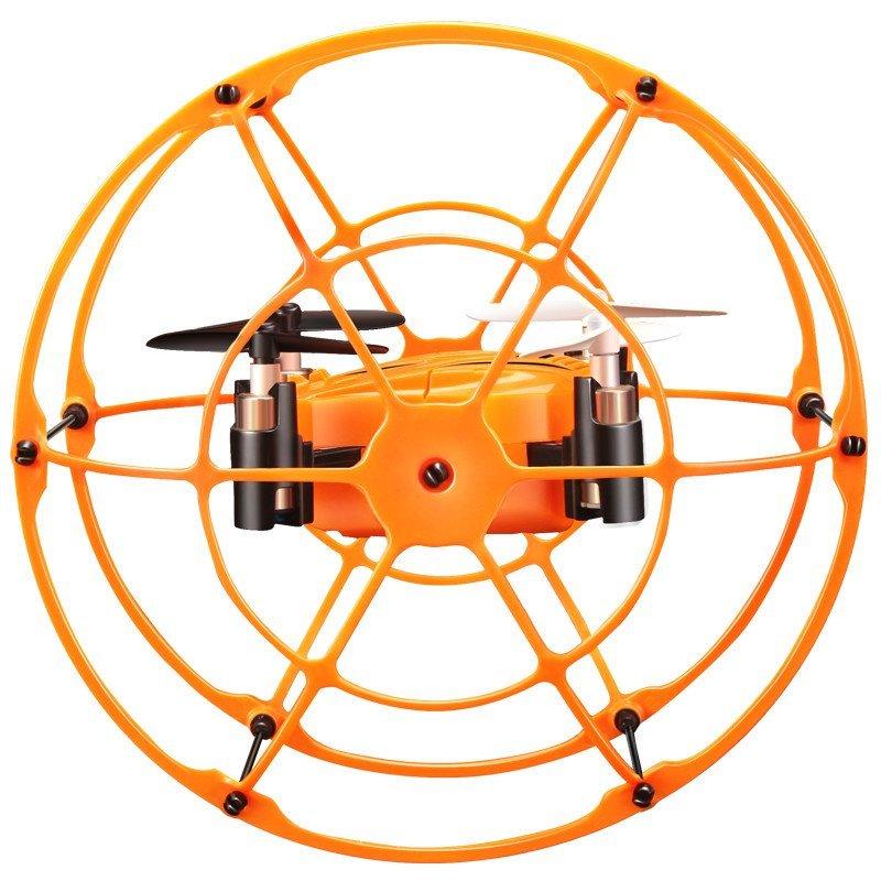 syma司马x18四轴飞行器防撞遥控飞机 2.4g直升机一键