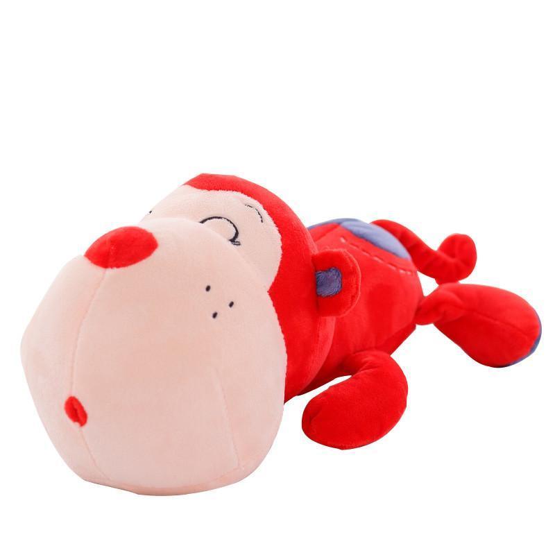安吉宝贝可爱毛绒玩具猴子公仔 大号趴趴猴玩偶布娃娃