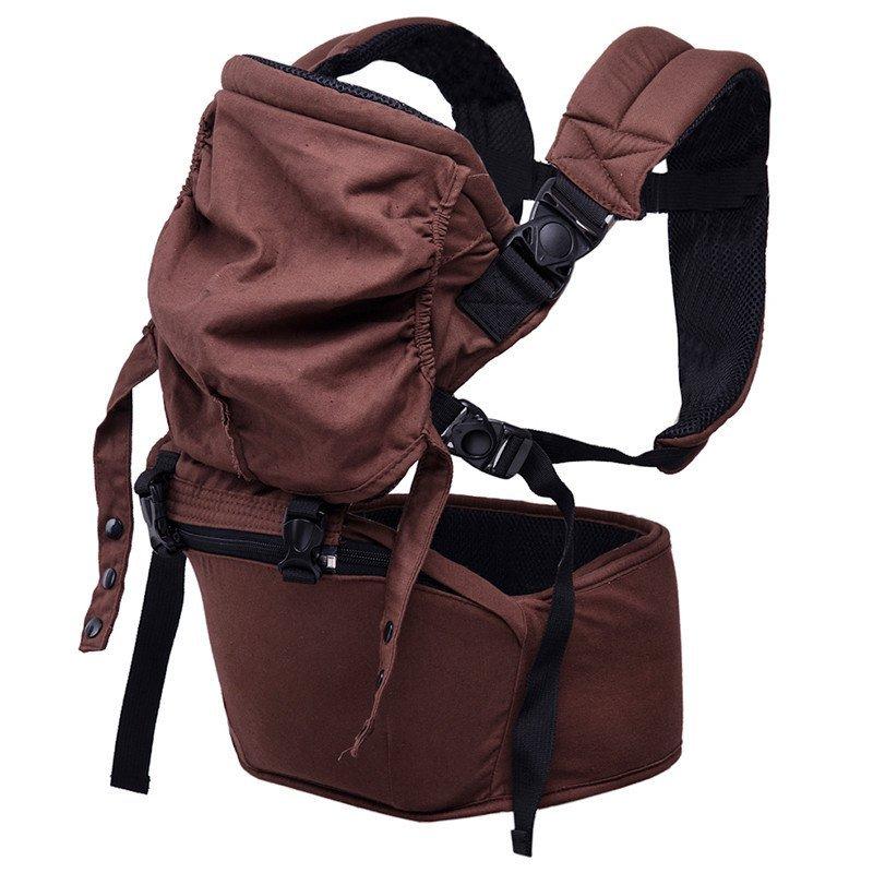 书包的背带怎么穿步骤