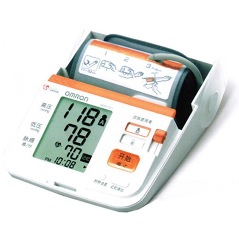 欧姆龙 血压计 hem-7071