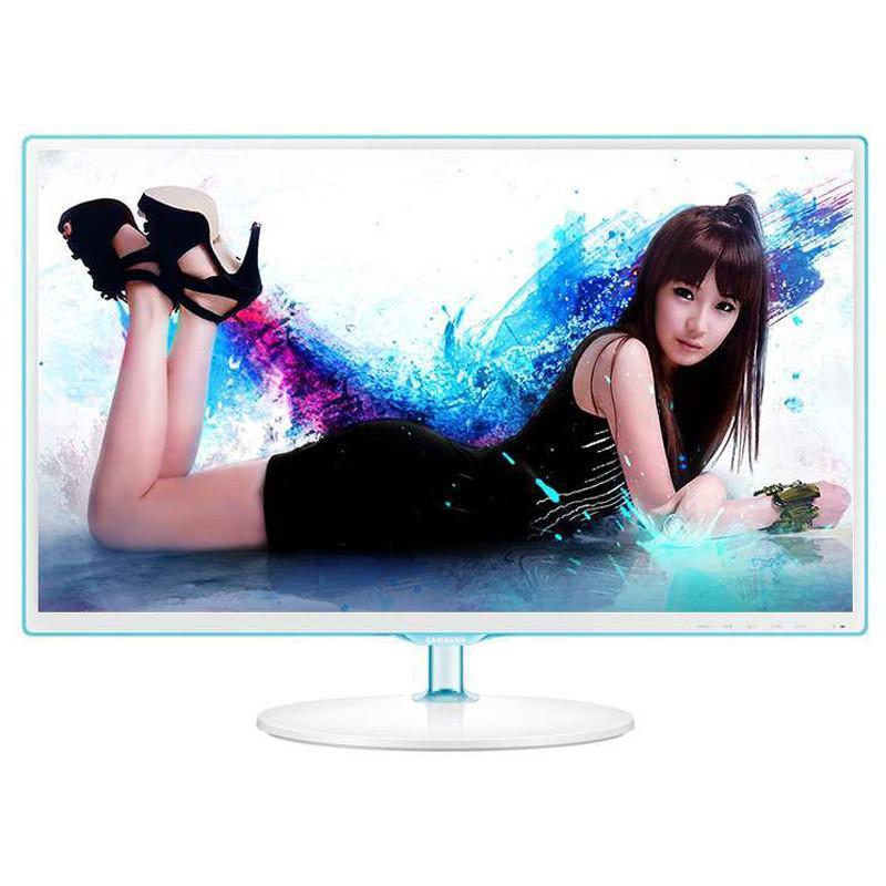 三星s27d360h 27寸显示器超ips屏幕台式窄边框电脑液晶显示器