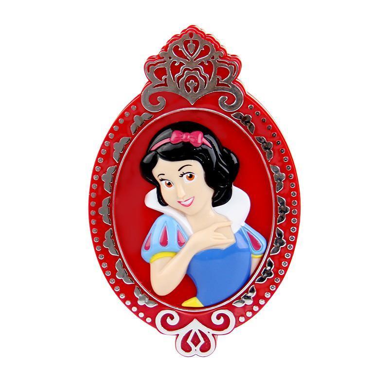disney迪士尼美丽公主古典粉盒(红色)儿童化妆品舞台表演生日装扮