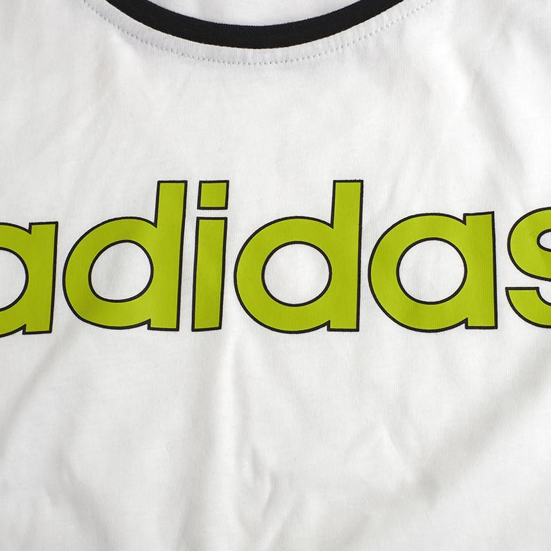 adidas阿迪达斯neo 2016新款女子 运动休闲短袖t恤 ay