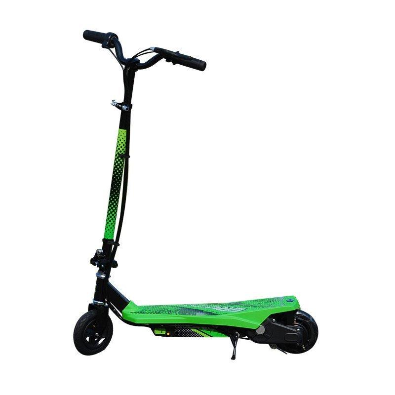 凤燕电动滑板车 锂电电动折叠电动车 踏板电瓶车 便携式折叠代步车 迷图片