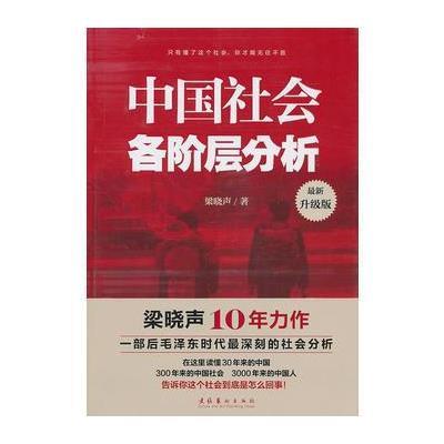 123 中國社會各階層分析