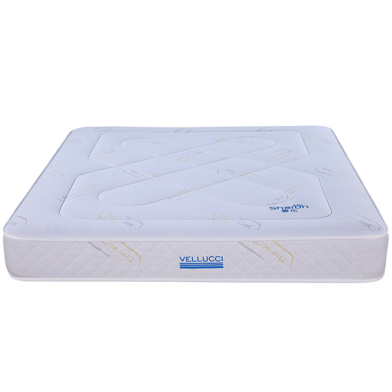 大自然床垫【雪伦】山棕床垫天然棕榈垫子28cm厚床垫1.5米 1.