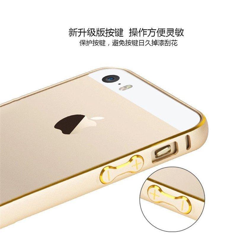 苹果se金属边框i5手机