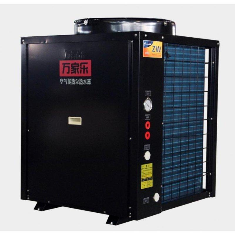 万家乐 kfxrs-10i空气能热水器3p商用循环工程主机空气源热泵工程节能