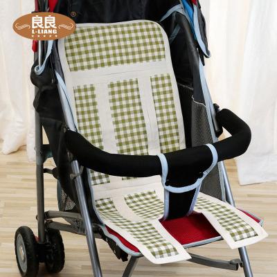 良良 宝宝凉席 婴儿凉席 纯苎麻多用凉席 宝宝推车凉席 儿童座椅凉席