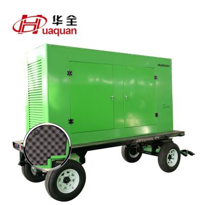 潍柴移动静音自动化发电机组120千瓦 120kw全铜无刷柴油发电机组