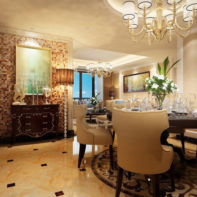 欧式风格家居室内装修家庭装修设计