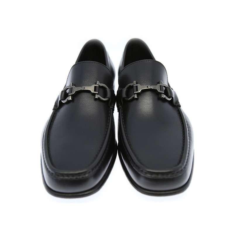 【苏宁自营】菲拉格慕(ferragamo) pompeo系列 男士皮鞋