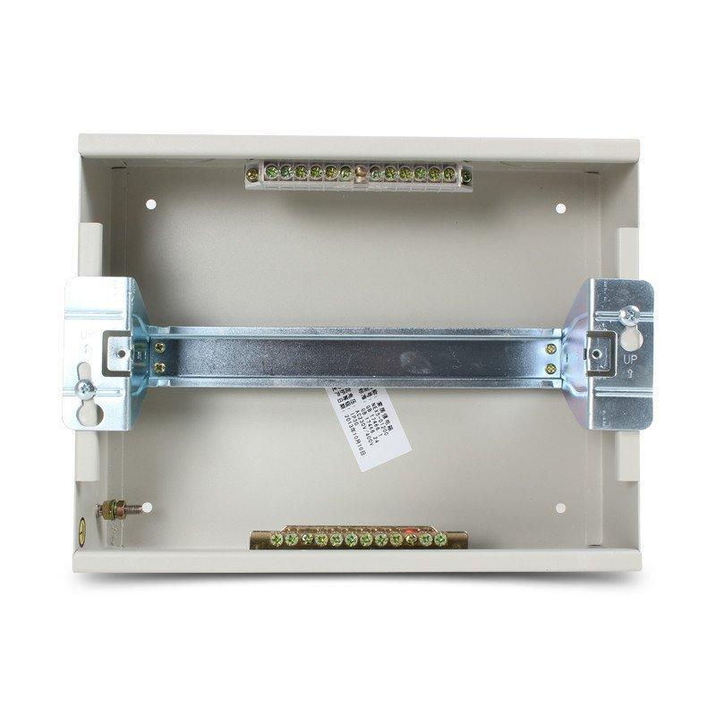正泰配电箱照明箱断路器安装箱空开箱布线箱 10回路至