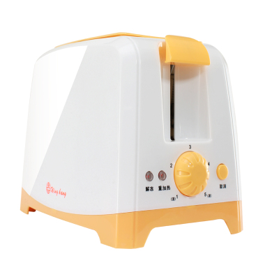 WingHang B120多士炉家用烤面包机 家用全自动早餐吐司机烤面包片机带防尘盖包邮