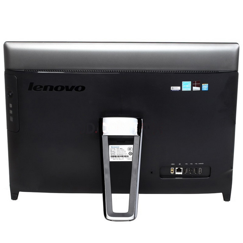 联想(lenovo) c2000 intel四核n3700 4g 500g dvd 黑色 19.