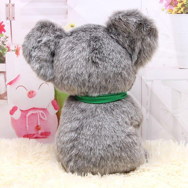 可爱考拉毛绒玩具