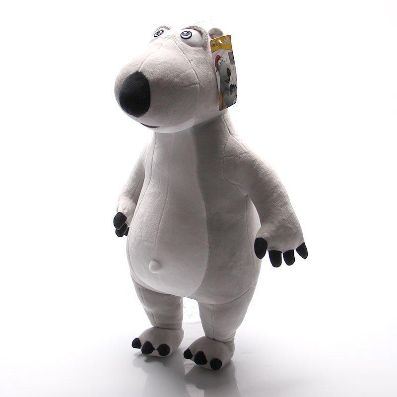 倒霉熊动漫全集_贝肯熊倒霉熊毛绒玩具公仔卡通动漫倒霉熊玩偶儿童节日礼物