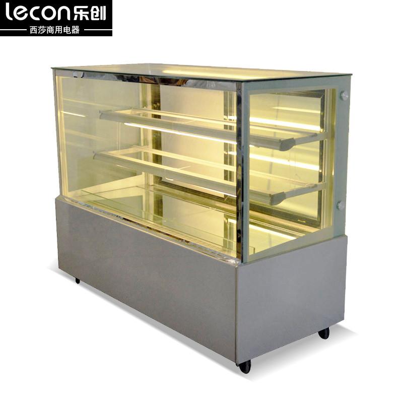 5米风冷蛋糕柜冷藏柜 寿司熟食卤菜水果保鲜柜 蛋糕冷藏展示柜 台式