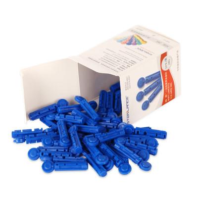 魚躍血糖試紙條適于580/590型血糖儀50片試紙+50支針YUWELL 瓶裝虹吸式家用魚躍(YUYUE)全自動調碼