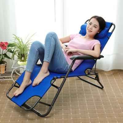 蜗家两用椅 办公室休息床 户外休闲躺椅 野营折叠椅折叠床202
